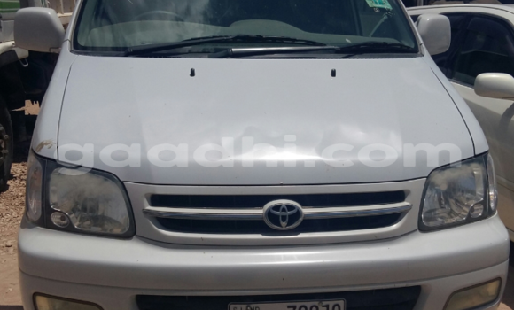 Buy Toyota 4Runner Silver Car in Hargeysa in Somaliland
