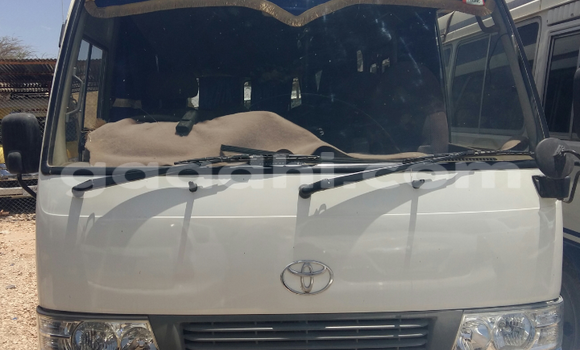 Buy Toyota Coaster White Car in Hargeysa in Somaliland