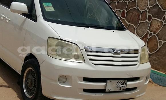 Buy Toyota Noah White Car in Hargeysa in Somaliland