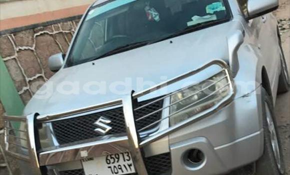 Buy Suzuki Vitara Silver Car in Hargeysa in Somaliland