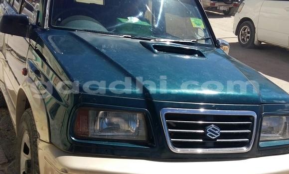 Buy Suzuki Vitara Green Car in Hargeysa in Somaliland