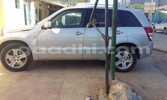 Buy Suzuki Grand Vitara White Car in Hargeysa in Somaliland