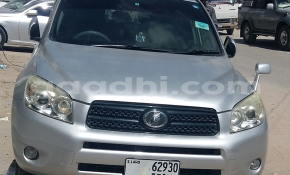 Buy Toyota RAV4 Silver Car in Hargeysa in Somaliland
