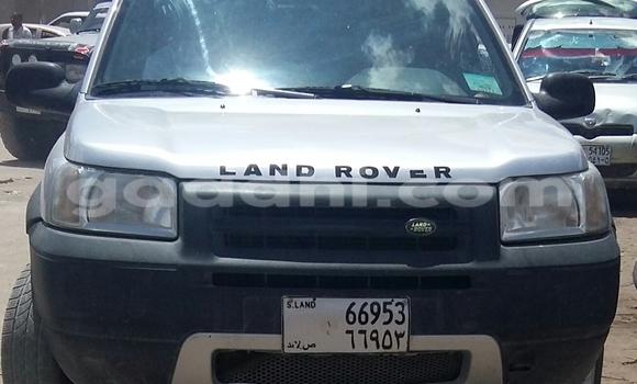 Buy Land Rover Freelander Silver Car in Hargeysa in Somaliland