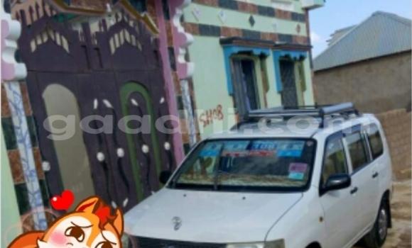 Buy Nissan Evalia White Truck in Bosaso in Somalia
