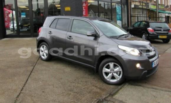 Buy Toyota Vitz Black Car in Hargeysa in Somaliland