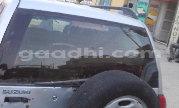 Buy Suzuki Grand Vitara Silver Car in Hargeysa in Somaliland
