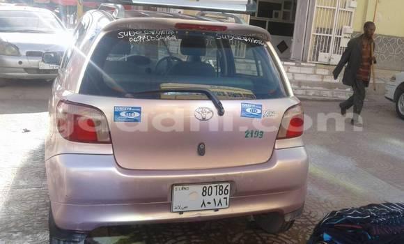 Buy Toyota 4Runner Brown Car in Hargeysa in Somaliland