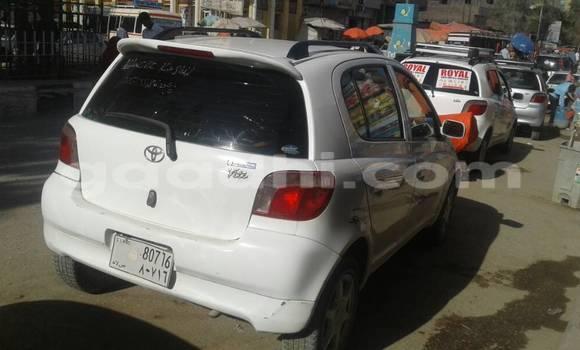 Buy Toyota Vitz White Car in Hargeysa in Somaliland