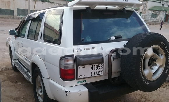 Buy new and used Nissan Terrano White Car in Hargeysa in Somaliland