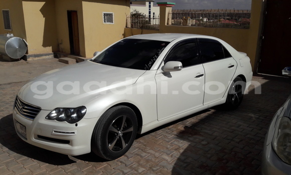 Buy new and used Toyota Mark X White Car in Hargeysa in Somaliland