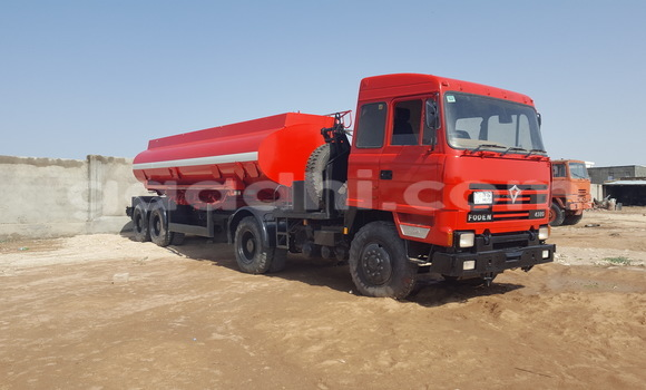 Buy Man Silent Red Truck in Hargeysa in Somaliland