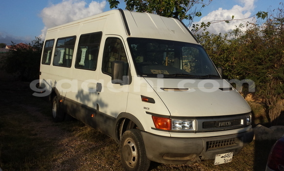 Buy Iveco Daily White Truck in Hargeysa in Somaliland
