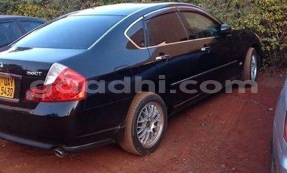 Buy Nissan Fuga Black Car in Mogadishu in Somalia