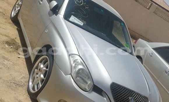 Buy Toyota Verso Silver Car in Mogadishu in Somalia