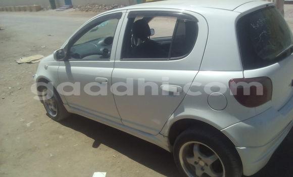 Buy Toyota Vitz White Car in Hargeysa in Somalia