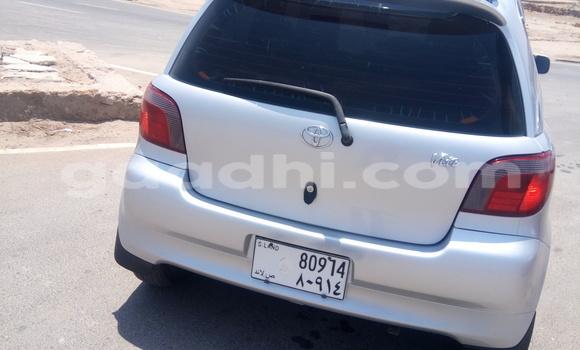 Buy Toyota Vitz Silver Car in Berbera in Somalia